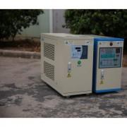 覆膜辊筒温度控制机_ 压延机专用模温机 _双机一体机模温机